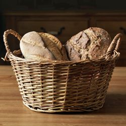 The simplest recipe on the list, you can easily make rustic bread in no time.