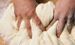 There's no need to knead this dough.