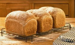 Intimidated by baking bread? Don't be. See more ultimate cake off pictures.