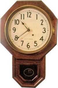 When it was no longer possible to run trains nationwide under a disorganized array of localized time zones, the standard time system was devised. Henceforth, all railroads set their station clocks to Greenwich Mean Time via telegraphic orders.