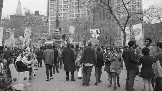 How the Environment Has Changed Since the First Earth Day 51 Years Ago