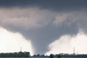 There's no denying the deadly force of a tornado, but we opted to include a specific and unique form of twister on this list.