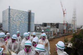 A tsunami triggered the Fukushima Daiichi nuclear disaster in 2011.