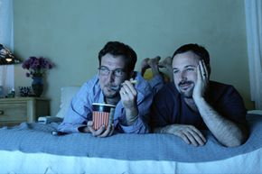 That late night snack might mean you'll end up sharing your bed with acid reflux.