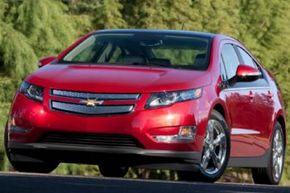Have you ever seen a Chevrolet Volt?