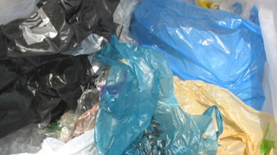 What are eco-plastics?