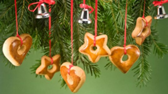 Top 5 Edible Homemade Ornaments