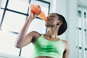 Have a good workout? That drink could help replace your electrolytes, electrically-charged minerals needed for a number of functions in the body.