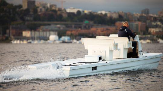 """电动船使无排放的海上旅行成为现实""""border="""