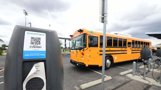 Why You Want Your Kid's School Bus to Be Electric