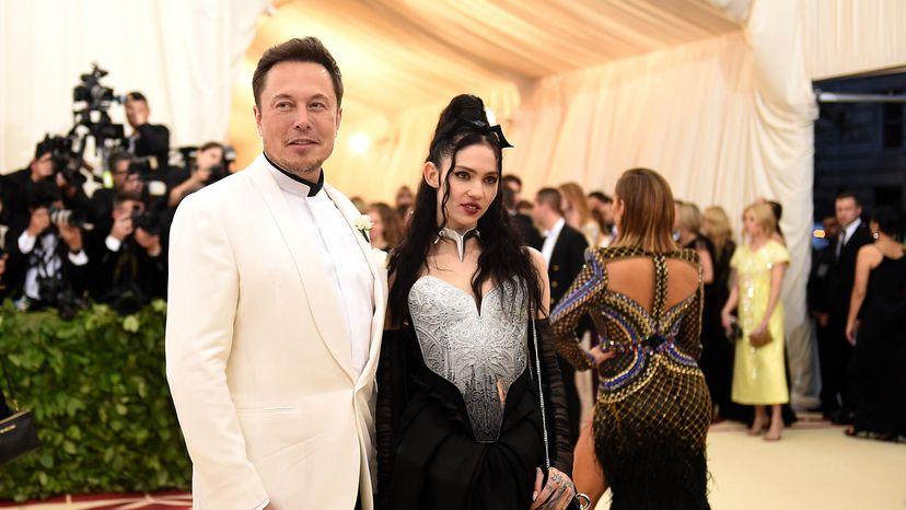 "Elon Musk,格兰姆斯""border="
