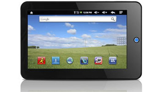 How the Ematic Tablet Works