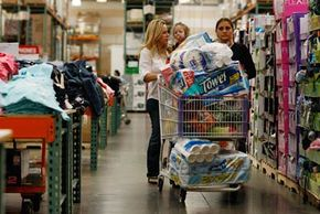 An emergency fund helps ensure that you can buy groceries for your family, even in times of crisis.