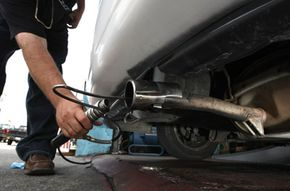 Want to make your car greener? Make sure it complies with your state's emissions standards.