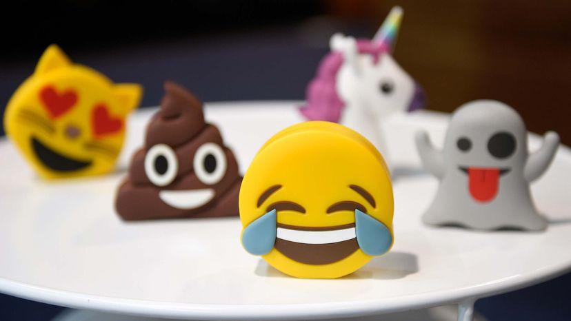 emojis, deciders