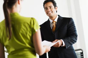 Looking for a job? An employment agency might be able to help you out.