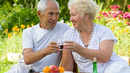 Can marriage improve with an empty nest?