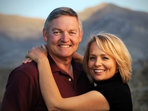 Some couples find their empty nest years a perfect time to travel.