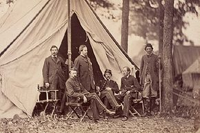 Dr. Jonathan Letterman helped pioneer the American system of emergency medical response during the Civil War.