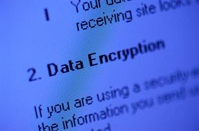 E-commerce relies on the ability to send information securely -- encryption tries to make that possible.