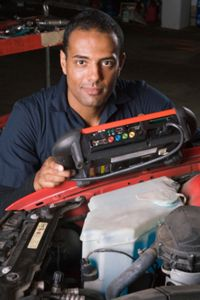 It takes specialized knowledge and specific tools to repair, not replace, an ECM.