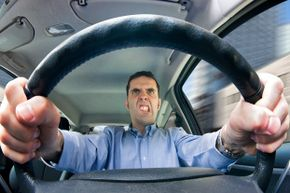 You can white-knuckle that steering wheel all you want, but if it's shaking like crazy, you may want to get your ride checked out.