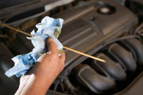 You may know the basics, but do you really know exactly how your car's lubrication system works, where the oil goes and what it's actually oiling? See more pictures of car engines.