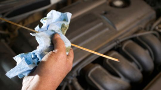 How an Engine Lubrication System Works