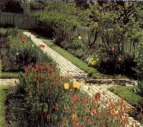 See more pictures of famous gardens.
