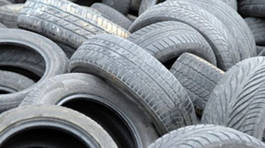 How to Recycle Tires