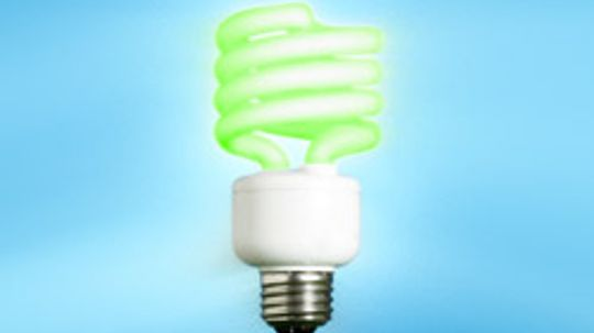 Are fluorescent bulbs really more efficient than normal light bulbs?