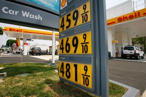 Los Angeles drivers saw $5 gallons of gas looming on the horizon in June of 2008. They also saw the opening of the first new hydrogen fuel pump at a local Shell station.