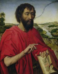 John the Baptist survived on locusts and honey.
