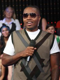 Hip-hop artist Nas hired an entertainment lawyer to lobby for a particular album title.