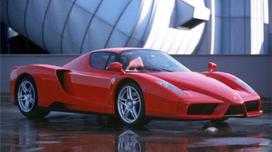How the Enzo Ferrari Works