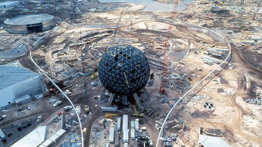 EPCOT Was Walt Disney's Radical Vision for a New Kind of City