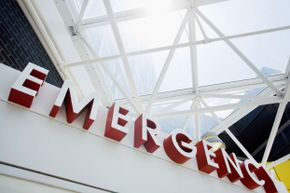 A lot of patients who show up in the ER should really be going to an urgent care center or their family doctor.