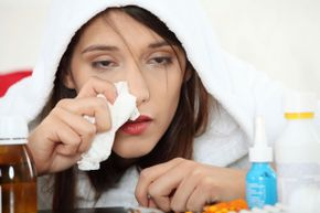 Yep, colds are awful. But they usually run their course in week or so, and there's no need for an ER trip.