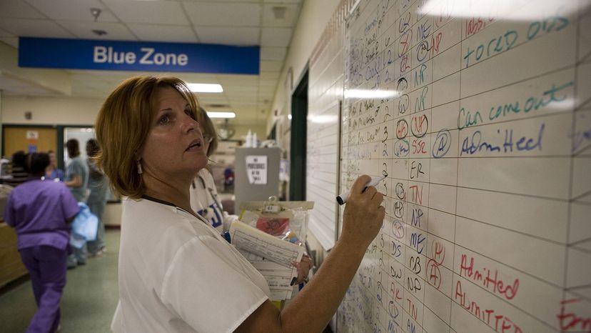 nurse Grady Hospital Atlanta