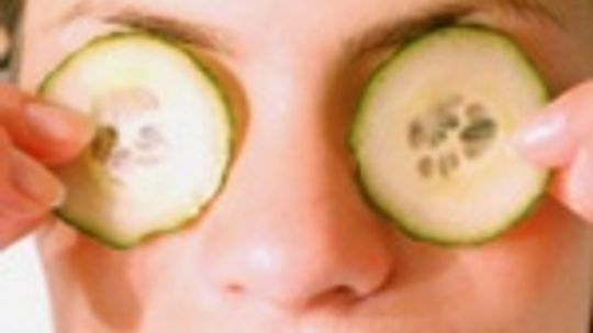 What can I do daily to reduce dark circles under my eyes?
