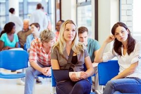 Waiting at the emergency room can be frustrating. How accurate are predicted wait times?