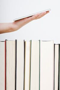 An increase in e-reader usage doesn't necessarily translate to a decline in book sales.