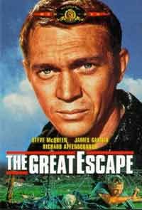"""The """"Great Escape"""" from Stalag Luft III inspired a film of the same name starring Steve McQueen."""