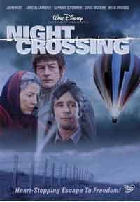 """A daring escape from communist East Germany inspired the film """"Night Crossing."""""""