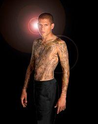 """Michael Scofield (Wentworth Miller) in """"Prison Break."""""""