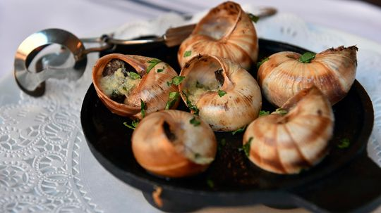How Escargot Evolved From Snail Snack to Treat for the Elite