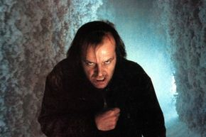 """The Shining"" is chock-full of establishing shots of the Overlook Hotel that complement Jack Torrance's descent into insanity."