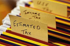 Expect to pay estimated taxes if you owe at least $1,000 when you file your federal tax return.