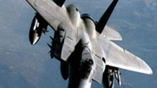 How F-15s Work