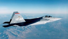 YF-22 Prototype